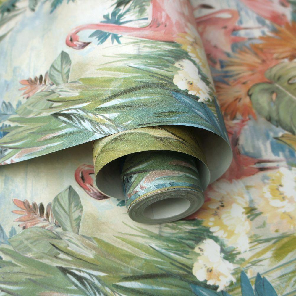 Sarasota Wallpaper - Multi - by Albany