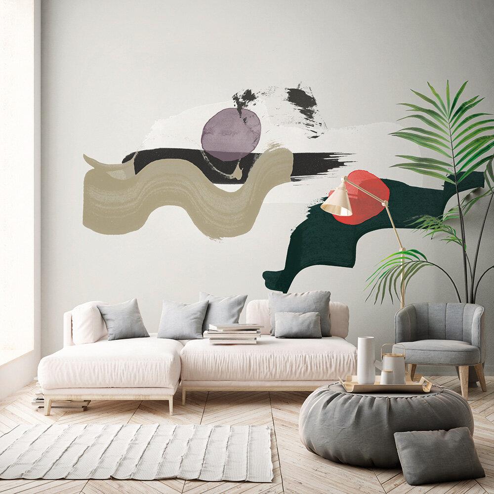 Wonder Mural - Multi - by ARTist