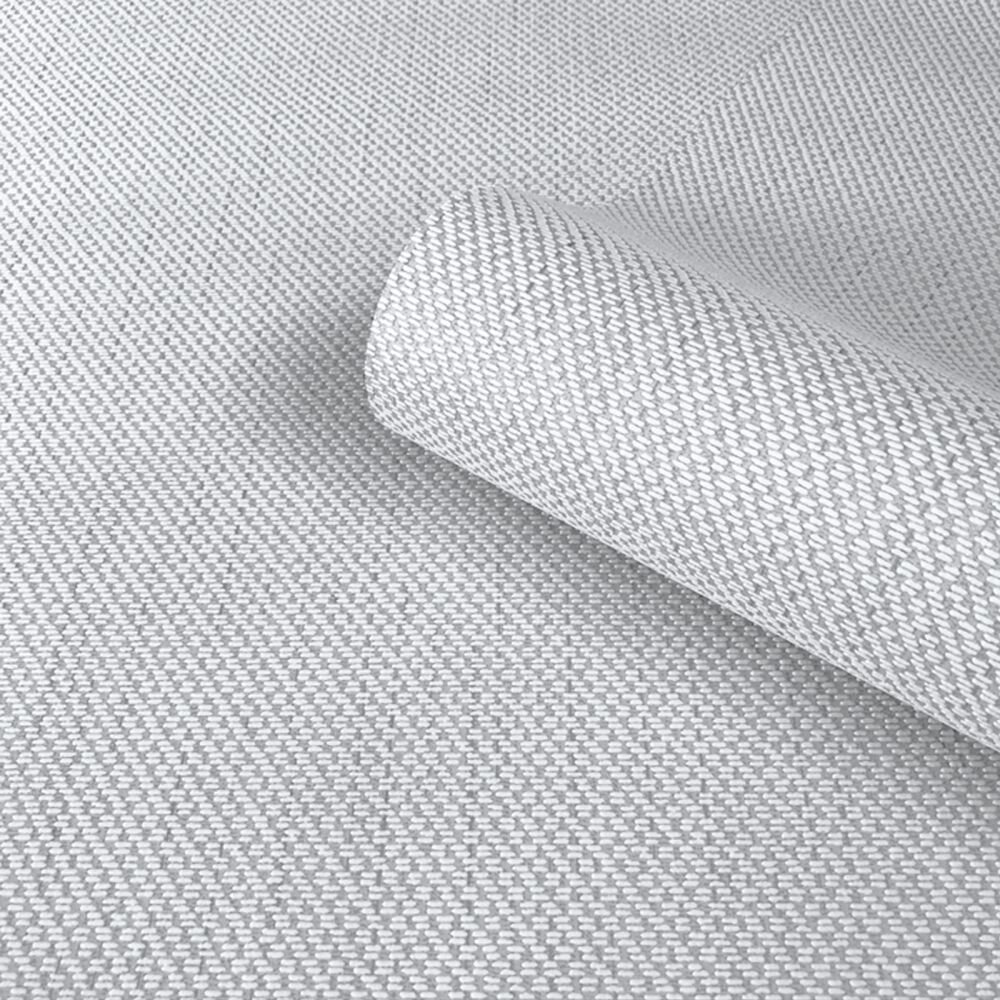 Amelie Texture Wallpaper - Grey - by Albany