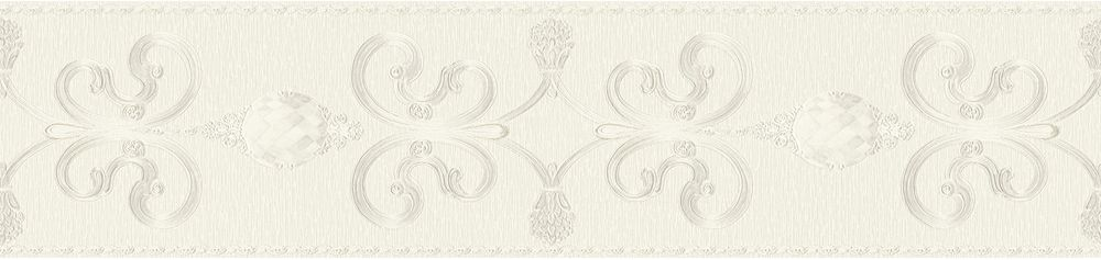 Trailing Jewel Border - White - by Albany