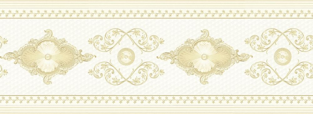 Ornate Border - Gold - by Albany